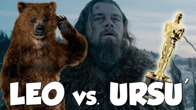Unguru' Bulan – Oscar 2016 Leo vs Ursul (S17E29)